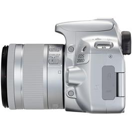 Canon EOS 200D DSLR Camera in Silver + 18-55mm IS STM Lens Kit Thumbnail Image 3