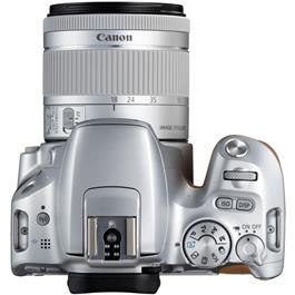 Canon EOS 200D DSLR Camera in Silver + 18-55mm IS STM Lens Kit Thumbnail Image 4
