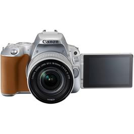 Canon EOS 200D DSLR Camera in Silver + 18-55mm IS STM Lens Kit Thumbnail Image 9