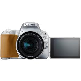 Canon EOS 200D DSLR Camera in Silver + 18-55mm IS STM Lens Kit Thumbnail Image 10