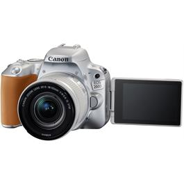 Canon EOS 200D DSLR Camera in Silver + 18-55mm IS STM Lens Kit Thumbnail Image 11