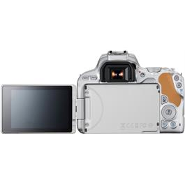 Canon EOS 200D DSLR Camera in Silver + 18-55mm IS STM Lens Kit Thumbnail Image 12