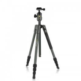 Vanguard VEO 2 204AB Travel Tripod Kit with Ball Head Black thumbnail