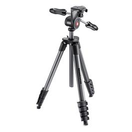 Manfrotto Compact Advanced Tripod Black thumbnail