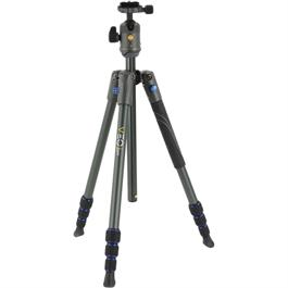 Vanguard VEO 2 204AB Travel Tripod Kit with Ball Head Blue thumbnail