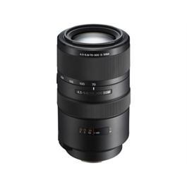 Sony 70-300mm a-mount lens f/4.5-5.6 G SSM II thumbnail