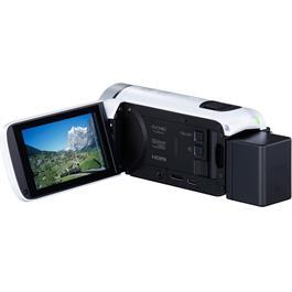 Canon LEGRIA HF R806 White Camcorder Thumbnail Image 2
