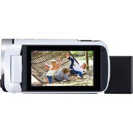 Canon LEGRIA HF R806 White Camcorder Thumbnail Image 3