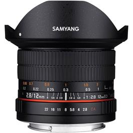 Samyang 12mm f2.8 ED AS NCS Fisheye Lens Sony FE Mount thumbnail