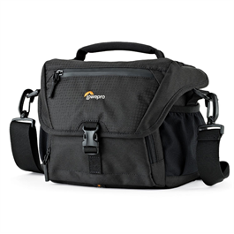 Lowepro Nova SH 160 AW II Black Shoulder Bag thumbnail