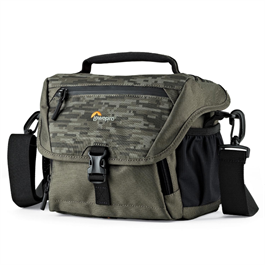 Lowepro Nova SH 160 AW II Pixel Camo Shoulder Bag thumbnail