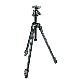 Manfrotto 290 Xtra Carbon Fibre Tripod and Ball Head Kit thumbnail