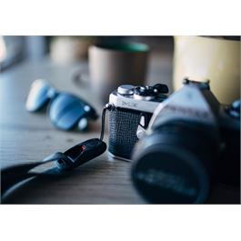 Leash Charcoal Camera Strap