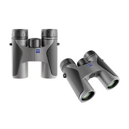 Terra ED 10x42 Binocular - Black/Grey