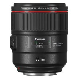 Canon EF 85mm f/1.4L IS USM Short Telephoto Lens Thumbnail Image 1