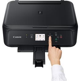 Canon Pixma TS5150 Black All-in-One Inkjet Printer Thumbnail Image 3
