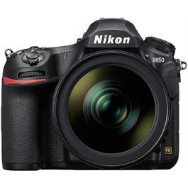 Nikon D850 DSLR Camera Body Thumbnail Image 3