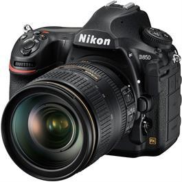 Nikon D850 DSLR Camera Body Thumbnail Image 5