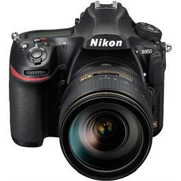 Nikon D850 DSLR Camera Body Thumbnail Image 4