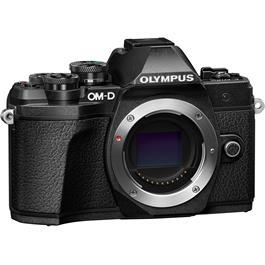 Olympus OM-D E-M10 Mark III Mirrorless Camera Body - Black Thumbnail Image 6