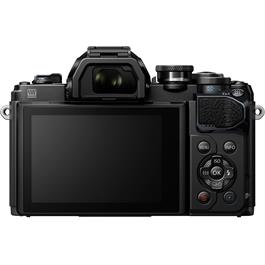 Olympus OM-D E-M10 Mark III Camera With 14-42mm EZ Lens Kit - Black Thumbnail Image 6