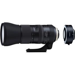 Tamron SP 150-600mm f/5-6.3 Di VC USD G2 Lens + 1.4x Teleconverter - Nikon F thumbnail