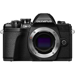 Olympus OM-D E-M10 Mark III & 14-42mm EZ & 40-150mm Twin Lens Kit - Black Thumbnail Image 6