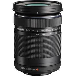 Olympus OM-D E-M10 Mark III & 14-42mm EZ & 40-150mm Twin Lens Kit - Black Thumbnail Image 7