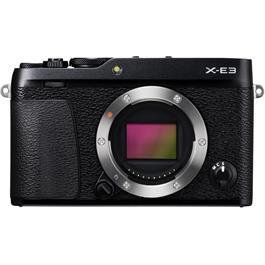 Fujifilm X-E3 Mirrorless Camera Body - Black thumbnail