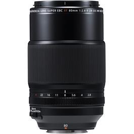 Fujifilm Fujinon XF 80mm f/2.8 LM OIS WR Macro Lens