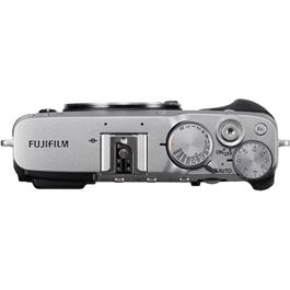 Fujifilm X-E3 Mirrorless Camera With XF 23mm f/2 R WR Lens Kit - Silver Thumbnail Image 3