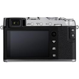 Fujifilm X-E3 Mirrorless Camera With XF 23mm f/2 R WR Lens Kit - Silver Thumbnail Image 5
