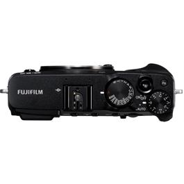 Fujifilm X-E3 Mirrorless Camera With XF 18-55mm Lens Kit - Black Thumbnail Image 4