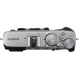 Fujifilm X-E3 Mirrorless Camera With XF 18-55mm Lens Kit - Silver Thumbnail Image 3