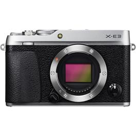 Fujifilm X-E3 Mirrorless Camera With XF 18-55mm Lens Kit - Silver Thumbnail Image 4