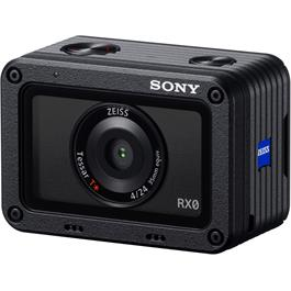Sony DSC-RX0 Action Camera - Black Thumbnail Image 1