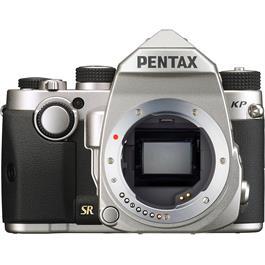 Pentax KP DSLR With HD DA 18-50mm f4-5.6 DC WR RE Lens Kit - Silver Thumbnail Image 1