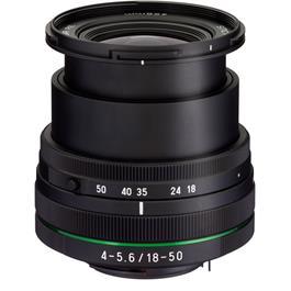 Pentax KP DSLR With HD DA 18-50mm f4-5.6 DC WR RE Lens Kit - Silver Thumbnail Image 8
