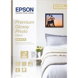 Epson Premium Glossy Photo Paper - A4 - 15 sheets - 255gsm thumbnail