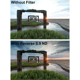 100mm System Reverse ND 0.6 Filter 100x150mm