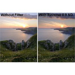 100mm System Reverse ND 0.9 Filter 100x150mm