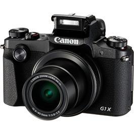Canon PowerShot G1 X Mark III Compact Digital Camera Thumbnail Image 1