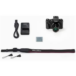 Canon PowerShot G1 X Mark III Compact Digital Camera Thumbnail Image 8