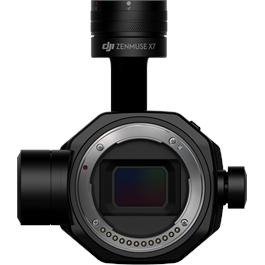 DJI Zenmuse X7 Camera (Lens excluded) Thumbnail Image 1