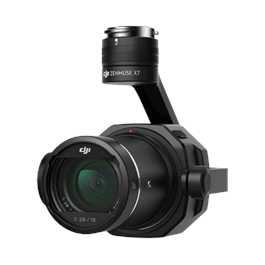 DJI Zenmuse X7 Camera (Lens excluded) thumbnail