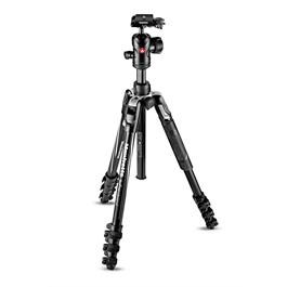 Befree Advanced Aluminum Travel Lever Lock Tripod with Ball Head KitBefree Advanced Aluminum Travel Lever Lock Tripod with Ball Head Kit
