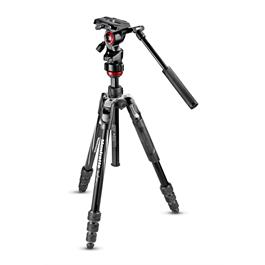 Manfrotto Befree Live Aluminium Twist Lock Tripod Kit thumbnail