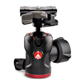Manfrotto 494 Aluminum Center Ball Head with 200PL-PRO Quick Release Plate thumbnail