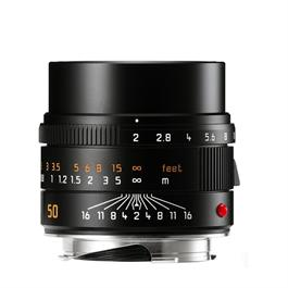 APO-Summicron-M 50mm f/2.0 ASPH Black