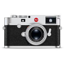 M10 Digital Rangefinder Camera - Silver Chrome